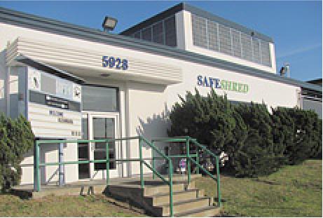 SafeShred facility