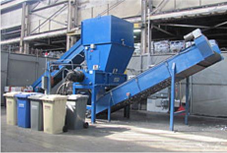shredding equipment