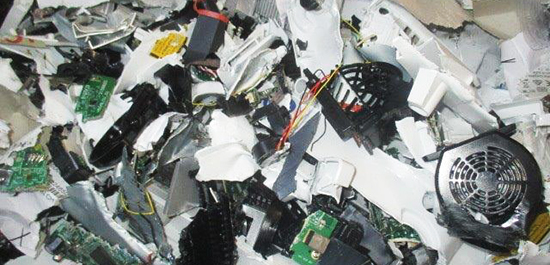 printer destruction service